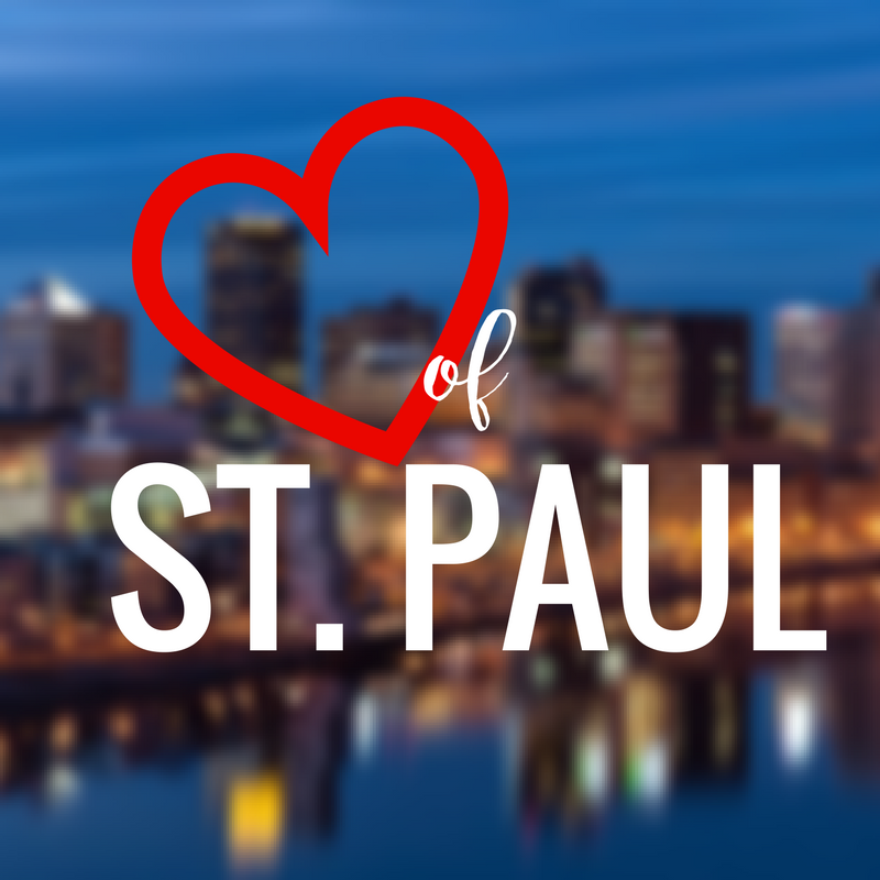 Heart of St Paul
